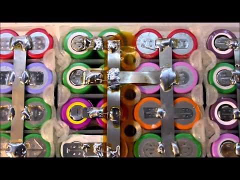 uk diy powerwall 18650 tesla style battery fuses p. Black Bedroom Furniture Sets. Home Design Ideas