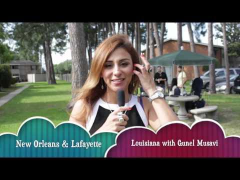 Azerbaijanis in Louisiana with Gunel Musavi