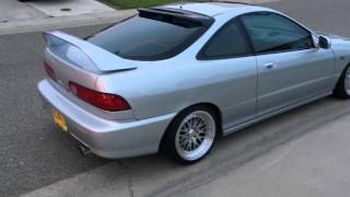 Supercharged Procharger GSR Integra DC2