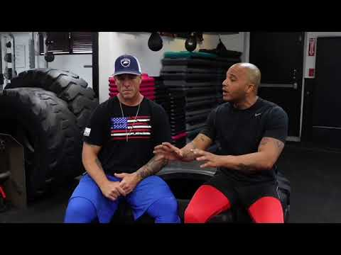 L Boogs - Len Boogs Presents I Train with..(Ep 3 A Marine Veteran)