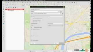 tutorial qgis how to import and convert csv to vector file