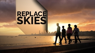How to Replace a Sky in Photoshop CC 2017