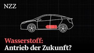 Wasserstoff vs. Batterie: Setzt sich die Brennstoffzelle durch?