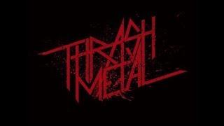 Сборник трэш метал групп 80 х. Top Hits 10 Thrash Metal