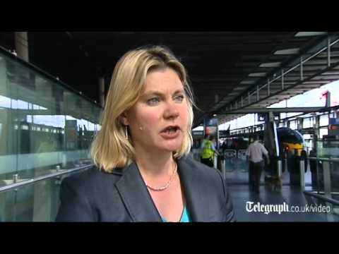 Justine Greening: bold foresight needed for aviation plans