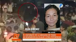 Ordenan captura de mujer que se llevó el teléfono de Laura Casuso