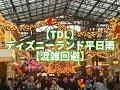 【TDL】ディズニーランド平日雨【混雑回避】