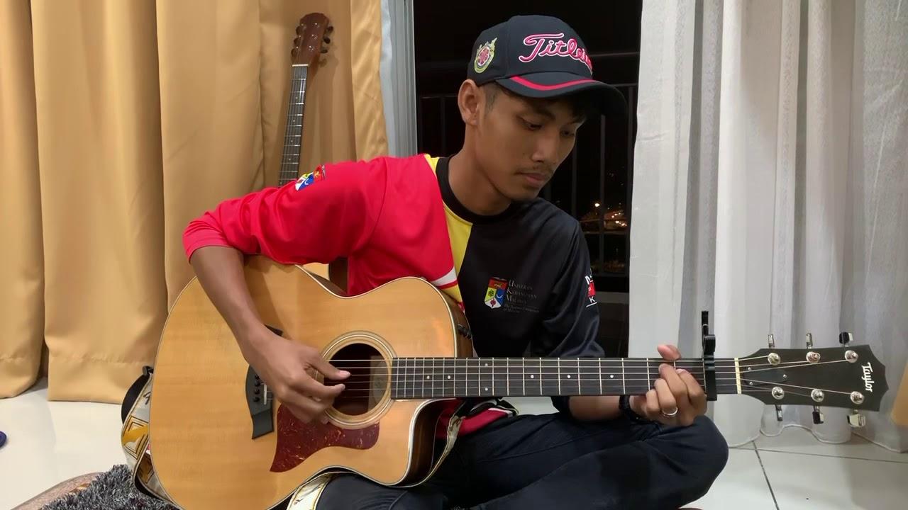 Anggun Jelita ( Demo ) - Syazwan Syahmi