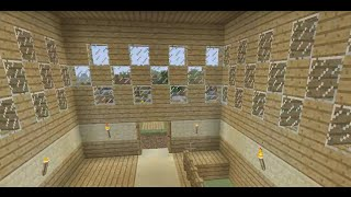 Building Stampys House [9] Version 2 - The Entrance(In this special video I am re-doing the tutorial from video #9 from this series to help clear up a lot of questions I've received on it. Here is the link to get you back ..., 2015-02-22T18:12:36.000Z)