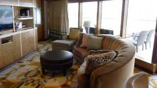 Disney Fantasy Cruise - Walt Disney Suite (Royal Suite)
