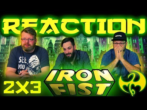 "Iron Fist 2x3 REACTION!! ""This Deadly Secret"""