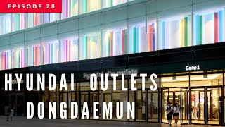 Hyundai City Outlets Dongdaemu…