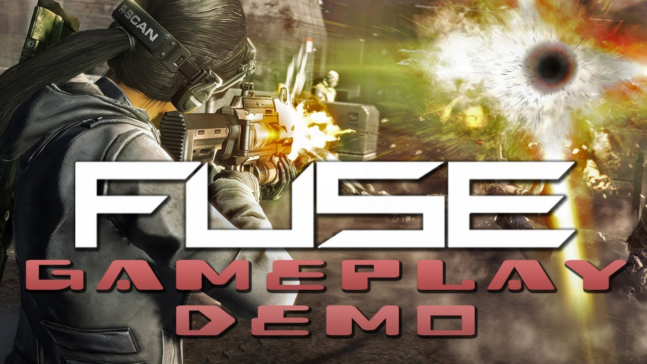 Fuse new gameplay demo on xbox youtube