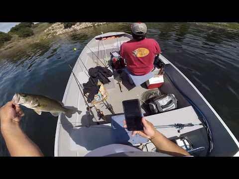 Lake Cachuma Bass Fishing 4-26-20