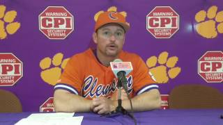 TigerNet.com - Monte Lee on Wake Forest comeback win - 4.21.17