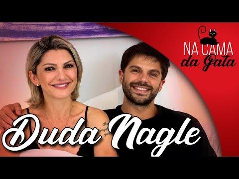 #NACAMADAGATA com DUDA NAGLE