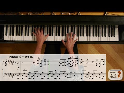 Piano Lesson  How to Memorize Music Playing  Advanced Memorization
