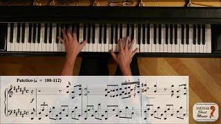 Piano Playing - Advanced Memorization Techniques