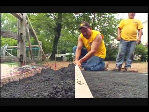 """Rinox Pavers featured on DIY Network's """"King of Dirt"""""""