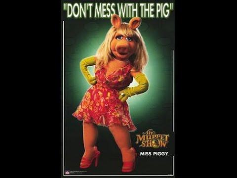 Congrats MISS PIGGY!---Got Women's Right Prize ( Indeed  :-) )