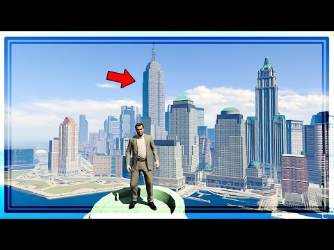 LIBERTY CITY IN GTA 5!