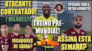 Flamengo pode assinar com Gabigol esta semana! Atacante novo contratado! Jogadores de saída!