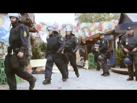 Police vs Christiania