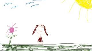 Erica drawing- Sacagawea