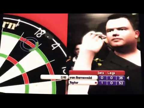 Pdc World Championship Darts 2009 Wii Trailer Youtube
