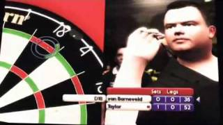 PDC World Championship Darts 2009 (Wii) Trailer