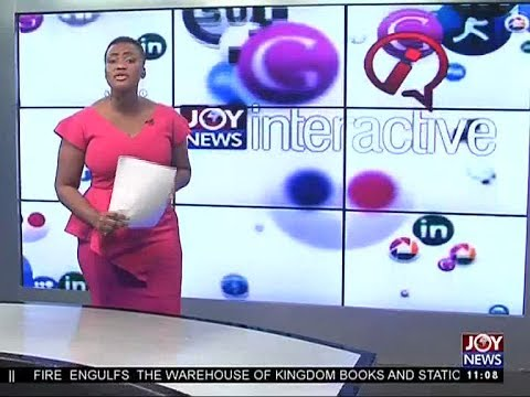 Professional Misconduct - Joy News Interactive (5-6-17)