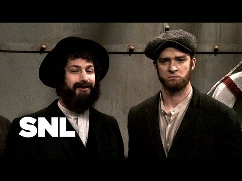 Immigrant Tale - Saturday Night Live