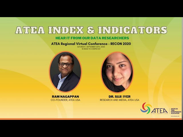 ATEA Did you know? (ATEA Index and Indicators)
