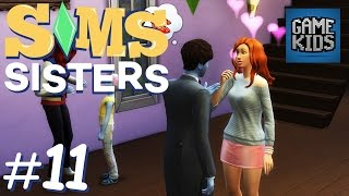 Nina Meets The Girls - Sims Sisters Episode 11