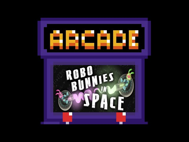RoboBunnies In Space! | Hyper's Arcade