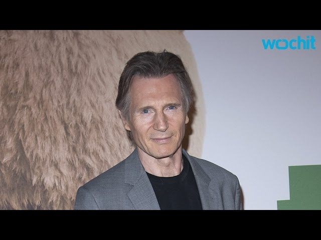 Liam Neeson Has a New Very Famous Girlfriend
