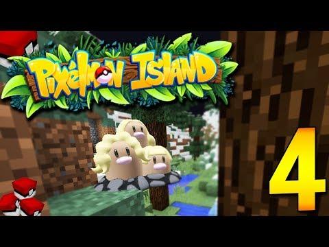 MASSIVE UPGRADES  ALOLAN POKEMON!  Pixelmon Island 4