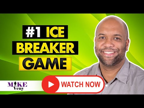 Ice Breaker Activity The Money Game
