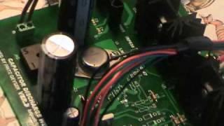 Capacitor Discharge Spot welder control board