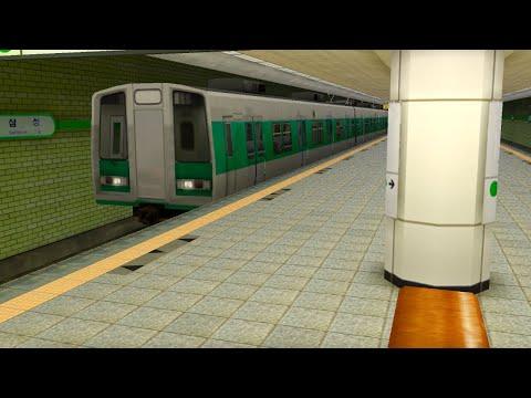 Hmmsim 2 Train Simulator | Seoul Metro Line 2 - Northbound [Amazing Graphics]