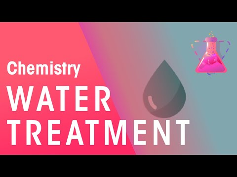 How Does Water Treatment Work | Chemistry for All | FuseSchool