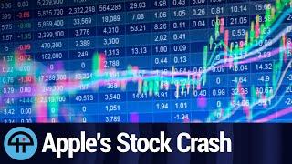 Gambar cover Apple's Stock Crash
