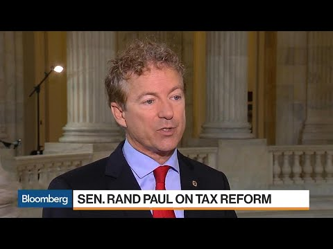 Sen. Rand Paul on Trump's Health Order, Tax Reform