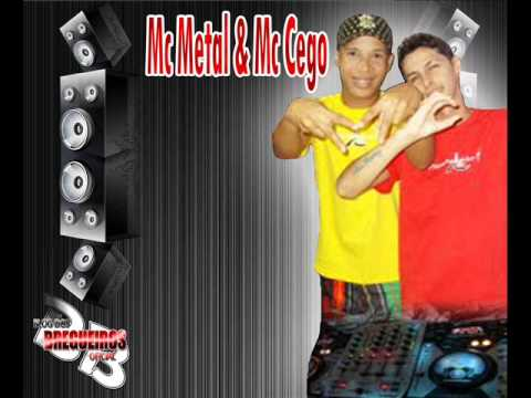 MC METAL E CEGO - CAPA DE REVISTA
