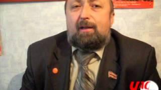 Хохлов Юрий Николаевич, кандидат в народные депутаты