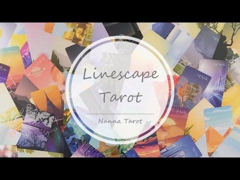 開箱  旖旎風光塔羅牌 • Linescape Tarot // Nanna Tarot