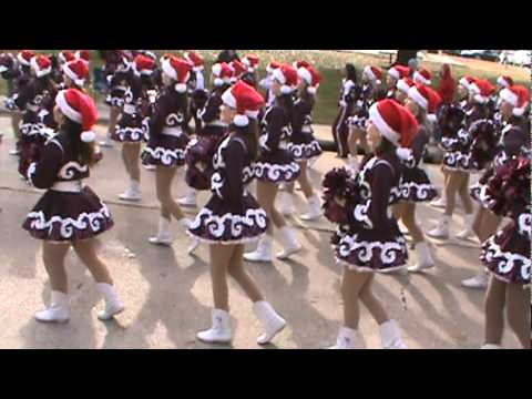 Planoettes in Plano Christmas Parade 2010 - YouTube
