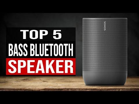 TOP 5: Best Bass Bluetooth Speaker 2020