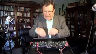 Dr. Richard Boulanger - Part 3: Utilizing SYSTEM-1m's CV/GATE connections
