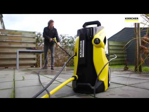 karcher k7 hogedrukreiniger premium full control home youtube. Black Bedroom Furniture Sets. Home Design Ideas